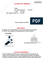 DAC - GLOSARIO DE TÉRMINOS