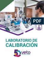 LABORATORIO DE CALIBRACIÓN - VETO