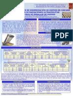 Poster1 radiaciones UV en huevos. J. Garcia Lopez