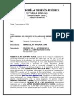 1A-GEMA-Demanda Laboral-Juzgado Laboral del Circuito deTulua-Valle-SEPTIEMBRE  2020