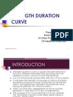 STRENGTH DURATION CURVE (SDC) - PROCEDURE, INDICATIONS AND CONTRAINDICATIONS - Rohit Bhaskar PT - Ptpedia