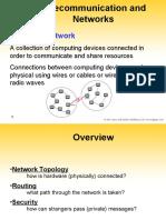 Unit 3.3  Networking Concepts
