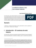 Compliance y auditoría interna