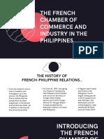 CCI FRANCE PHILIPPINES - TUBALINAL