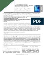 Implementação da Análise Energética e Exergética em sistemas de refrigeração por compressão mecânica