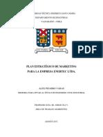 Plan de Marketing Empresa Enerpac