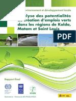 Valorisation de l'emploi vert dans les régions Kolda, Saint Louis, Matam.pdf