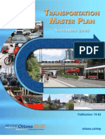 Ottawa Transportation Master Plan