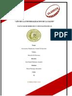 Asociación, Fundación, Comité No Inscritos (1)