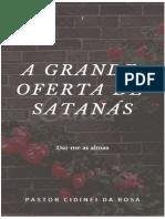 A Grande Oferta de Satanás