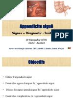 Appendicite aiguë - Copie.pptx