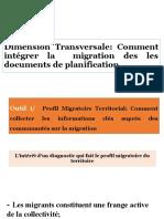 Présentation Migration