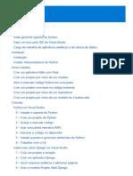 Python Visual Studio