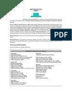 Clases Derecho Procesal Civil 1 (primer parcial)