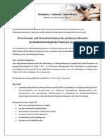 Steuerbeamte und Steuerbeamtinnen des gehobenen Dienstes als Bundesbetriebsprüfer*innen (w, m, d)