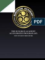 Budokon Accelerated Program