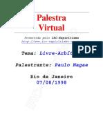 Livre-arbitrio (Paulo Nagae)