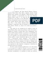 RECURSO DE PROTECCIÓN HONRA VS LIBERTAD DE EMITIR OPINIÓN