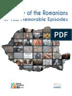 Istoria romanilor EN PDF