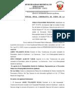 DENUNCIA PENAL - PUENTE POTORISHIATO