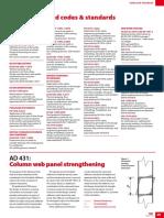 AD 431 -  Column web panel strengthening, June 2019