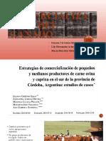 EXPOSICION COMERCIALIZACION DEL GANADO