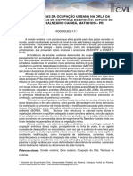 II Valoriza Civil - consequencias da ocupação..