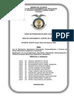 Tarea Ley de Armas y su Reglamento - Grupo 2