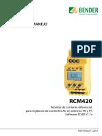 RCM420_TGH_es