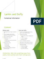 larkin and duffy context