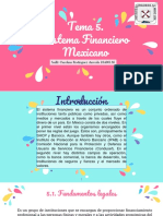 Tema 5. Sistema Financiero Mexicano. Finanzas