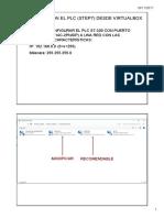 2_Conectar VirtualBox a PLC