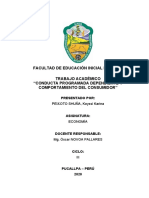 CONDUCTA PROGRAMADA 3