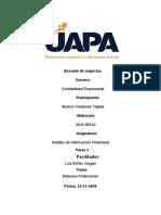 Tarea 5 de Analisis de la Informacion Financiera.docx