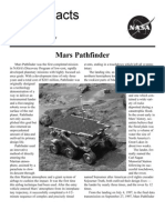 NASA Facts Mars Pathfinder