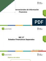 NIC 27 Estados Financieros Separados.pdf