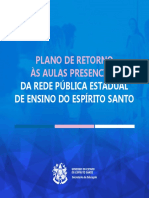 Plano retomada - ESPIRITO SANTO