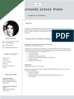 Resume Maria Fernanda Letona