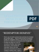 EN LAS ENCÍCLICAS SOCIALES DE JUAN PABLO II