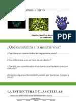 Unidad 3 7' microorganismos
