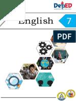 English 7 - Q1 - M18