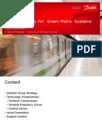 Smart Solutions for Metro Systems BY Mr Shankar Deshpande