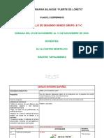 2º.- B Y C.- CUADERNILLO DEL 9 DE NOVIEMBRE   AL 13  DE NOVIEMBRE 2020 (1)