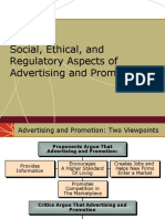 etical aspects of advertising