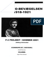Makhno-bevægelsen 1918-1921