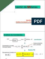 correlacion espectral