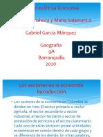 Sectores De La Economía Maria Salamanca y Oscar Buenahora