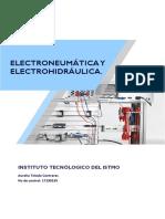 ELECTRONEUMATICA Y ELECTROHIDRAULICA