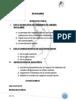 Grossesse en Milieu Scolaire PDF de Jean Yves Agohy