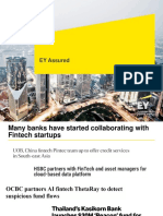 EY Assured Proposition to Manage Risk in FinTech Partnership